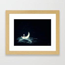Fallen Sailor Framed Art Print