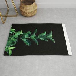 Leaves Viburnum Rug