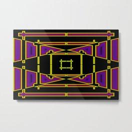 Colorandblack series 755 Metal Print