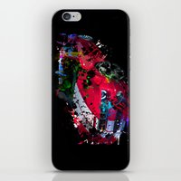 cars iPhone & iPod Skins featuring cars  by mark ashkenazi