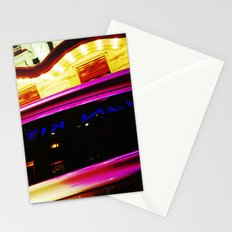'NYC LIMO' Stationery Cards