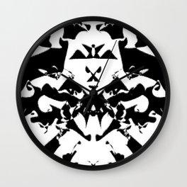 The Knight Wall Clock