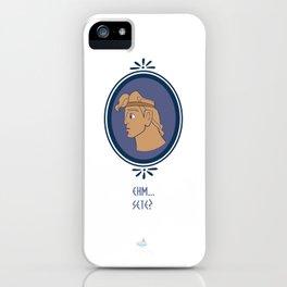 Bibitone greco iPhone Case