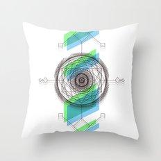 B.G Geo Throw Pillow