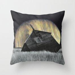 Gravitational Ethos Throw Pillow