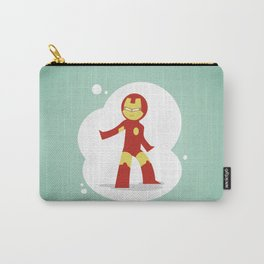 The most philanthropist of the Avenger: Little Iron Man Carry-All Pouch