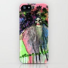 haute ghost iPhone Case