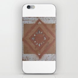 Stones and Sawdust 02 iPhone Skin
