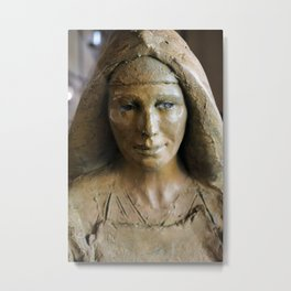 Holy Mary, Mother of God Metal Print