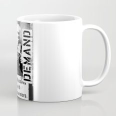 Muscles on Demand (B&W) Mug
