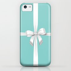 Blue Ribbon iPhone 5c Slim Case