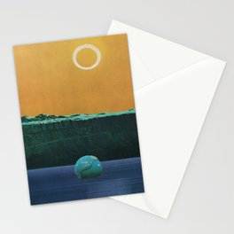 The Drowned World Stationery Cards