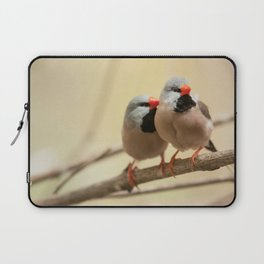 Long-tailed finch Laptop Sleeve