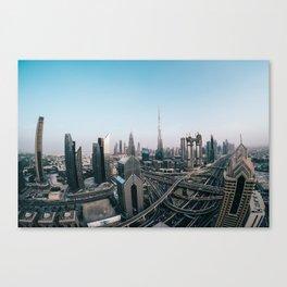 Dubai 32 Canvas Print
