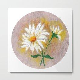 Flor VII (Flower VII) Metal Print