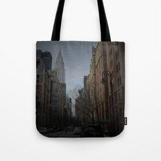 NY bluff Tote Bag