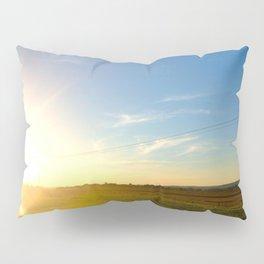Yellowhead Highway West  Pillow Sham