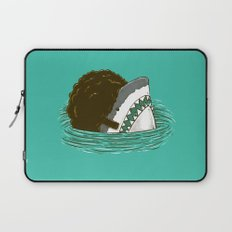 The 70's Shark Laptop Sleeve