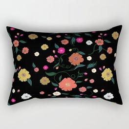 BOTANICAL FUSION Rectangular Pillow