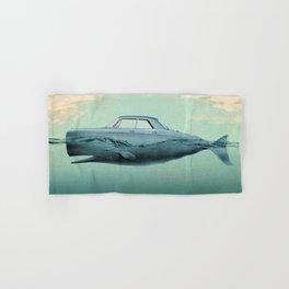 the Buick of the sea 02 Hand & Bath Towel