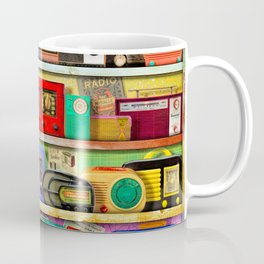The Golden Age of Radio Coffee Mug