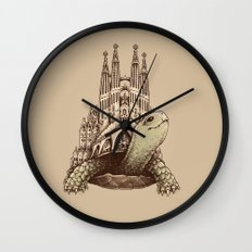 Slow Architecture Wall Clock