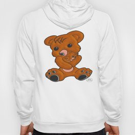 Teddy's Love Hoody