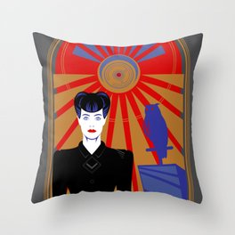Rachael Throw Pillow