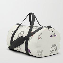 Random People Duffle Bag