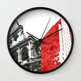New Rome Wall Clock