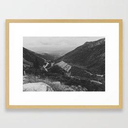Manteigas III (Limited Edition) Framed Art Print