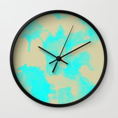 Fifteen Horses Wall Clock