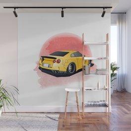 japanese cars Wall Mural