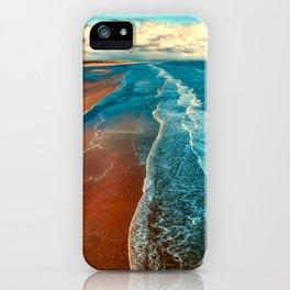 Sky Tide iPhone Case