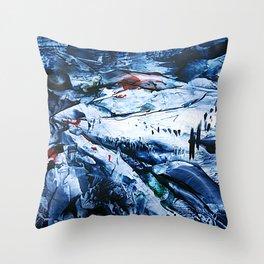 SiberianEastWind Throw Pillow