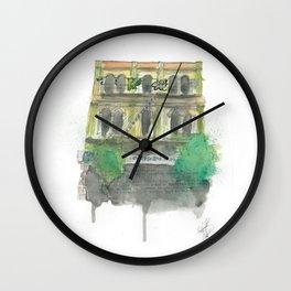 60 Cuba Street Wall Clock
