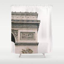Arc de Triomphe Paris City Shower Curtain