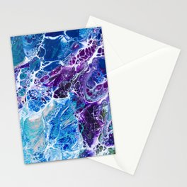 Iridescent Mermaid Stationery Cards