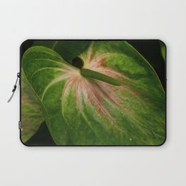 Tail Flower Laptop Sleeve