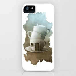 Home sweet Home iPhone Case