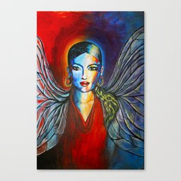 Bali Angel Canvas Print