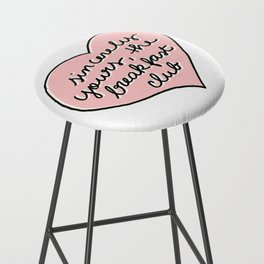 sincerely yours Bar Stool