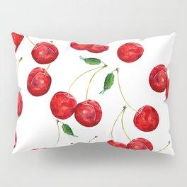 Cherry Picking my way through life Pillow Sham
