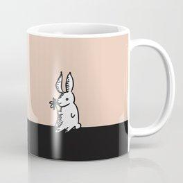 Pink Bunny Coffee Mug