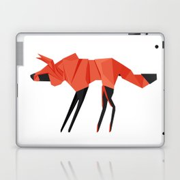 Origami Hyena Laptop & iPad Skin