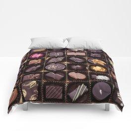 Chocolate Box Comforters
