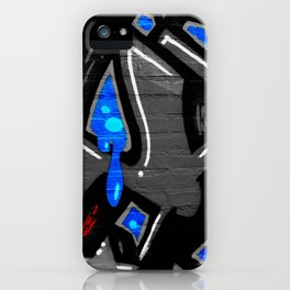 Graffiti 3 iPhone Case