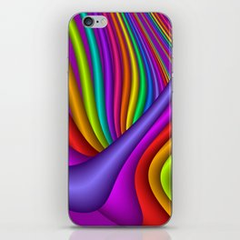 fractals are beautiful -15- iPhone Skin