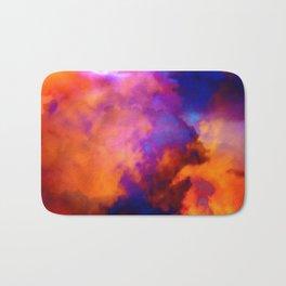 Qpop - Cloud Bubbles 2 Bath Mat