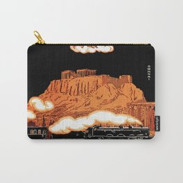 Simplon Orient Express London Athens Carry-All Pouch